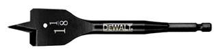 DWT DW1585 DWT SPADE BIT 1-3/8