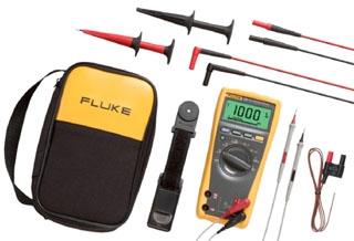 FLK FLUKE-179/EDA2-KIT FLK MULTI-METER W/DELUXE ACCESSORY COMBO KIT