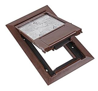 STC 664-CST-SW-BRN STC FLOOR BOX COVER F/664 BROWN