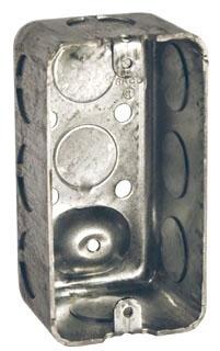 RAC 660 RAC HANDY BOX 1-7/8