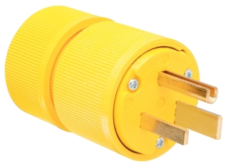 PAS D0651 PAS MALE CONNECTOR 50A 2P 3W 250V