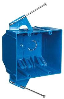 CAR B232A-CP (B232A-UPC) CAR PLASTIC BOX 2G 3 D