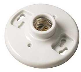 EPC 16500 EPC PORC LAMPHOLDER KEYLESS