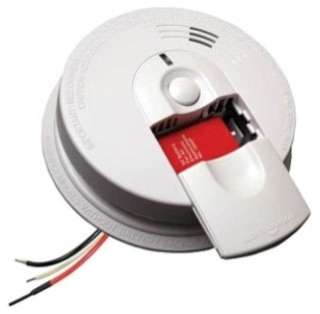 KID i4618 21007581 KID SMOKE DETECTOR 120V AC & 9V DC W/ HUSH BUTTON