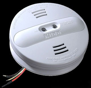 KID 21007915-N (21007915) PI2010 KID SMOKE ALARM 120V AC/DC PHOTO/ION DUAL SENSOR WIRE-IN HUSH