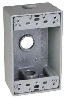 TAY SB350S TAY WP BOX 1G 3-1/2