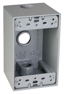 TAY SD350S TAY WP BOX 1G 3-1/2