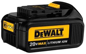 DWT DCB200 DEWALT 20V MAX LI-ION BATTERY PACK (3.0 AH)