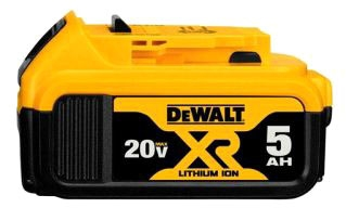 DWT DCB205 DEWALT 20V MAX 5 AH BATTERY