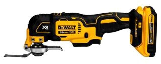 dwt DCS355D1 DWT 20V MAX OSCILLATING MULTI-TOOL KIT