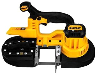 DWT DCS371B DEWALT 20V BAND SAW