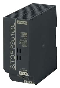 SIE 6EP13331LB00 SIE POWER SUPPLY 24V DC/5 AMPS INPUT: 120/230V AC