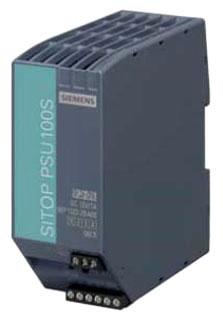 SIE 6EP1333-2BA20 SIE SITOP PSU100S INPUT 120/230 V AC OUTPUT 24V/5A DC