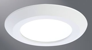 HAL SLD606930WH HAL LED SURFACE LIGHT & TRIM 6