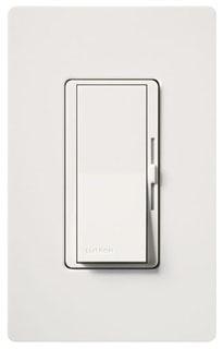 LUT DVCL-253P-WH LUT DIMMER 250W CFL/LED SP/3-WAY WH