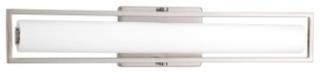 prg P2782-0930K9 PRG 1-35W LED LINEAR VANITY Gray