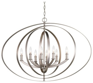 prg P3791-126 PRG 8-60W CAND PENDANT