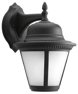 prg P5864-3130K9 PRG 1-17W LED WALL LANTERN