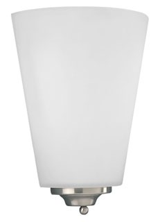 prg P7092-0930K9 PRG 17W LED 3000K WALL SCONCE Gray
