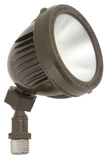 HUB MBUL-1L3K-1 HUB MINI LED FLOOD 13.2 W 120V 6X6 BEAM