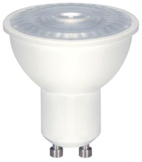sat S9380 SAT 4.5W 3000K 360 LUMEN DIMMABLE 40DEG MR16 GU10 BASE 120V LED LAMP