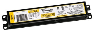 adv REZ-3S32-SC35I ADV BALLAST DIMMING F/3 F32T8 120V