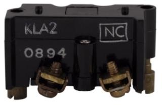 ch E30KLA2 CH STANDARD CONTACT BLOCK