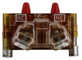 CH 10250T3 CH PB CONTACT (2) NC F/10250T