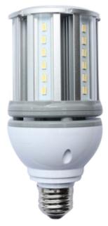 sat S9754 SAT 14W LED HID REPLACEMENT 5000K MED BASE 12-24V