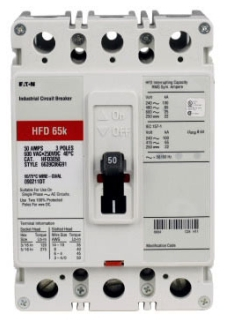 ch HFD3020L CH SERIES C F-FRAME MOLDED CASE CIRCUIT BREAKER