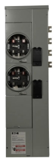 ch 3MM212RRL CH 3 PHASE2 METER125A3RRINGLESSAL BUS METER STACK