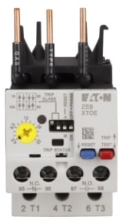 ch XTOE005CCS CH IEC C FRAME 1-5A OVERLOAD