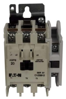 ch CN35BN12AB CH NEMA ELECTRICALLY HELD LIGHTING CONTACTOR - OPEN TYPE