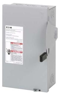 CH DG221UGB CH SAFETY SW 30A 240V 2P NON-FUSED N1