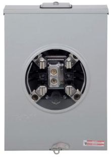 CH UTRS213CE CH 200A METER SOCKET RINGLESS OH/UG