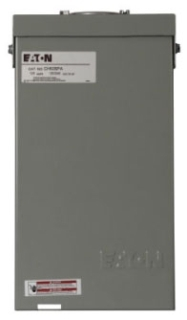 ch CH50SPA CH SPA PANEL 4 CKT 2 POLE 50 AMP GFCI FACTORY INSTALLED TYPE