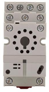 ch D3PA7 CH D3 FINGER-SAFE OCTAL RELAY SOCKET