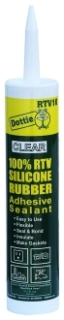 DOT RTV10 DOT CLEAR SILICONE CAULK