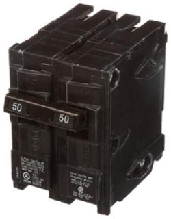 SIE Q250 SIE BREAKER 50A 2P 240V PLUG IN5