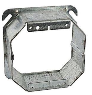 BOX 796 52-C-54-2 BOX 4X4 PLASTER RING 2G 2 RAISE