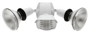 RAB GT500RW RAB MOTION SENSOR W/2-FL HOLDER WH