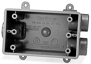 CAR E979DFN-CAR CAR BOX 1G 3-1/2