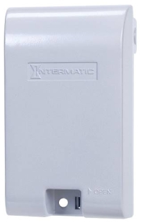 INT WP1010MXD INT IN-USE COVER 1G VERT 3-1/8 F/ DUPLEX OR GFI DIE CAST