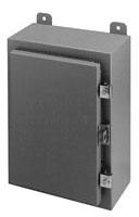 bli 30308-12 BLINE TYPE 12 SINGLE-DOOR ENCLOSURE 30X30X8