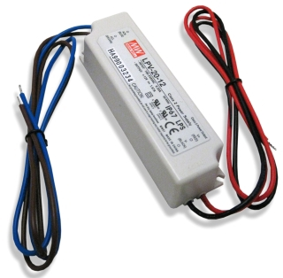 DIO DI-0904 DIO LED DRIVER 12V 20W ELECTRONIC NON-DIMMABLE WET LOCATION