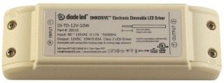 DIO DI-TD-12V-20W DIO LED DRIVER 12V 20W ELECTRONIC DIMMABLE INDOOR
