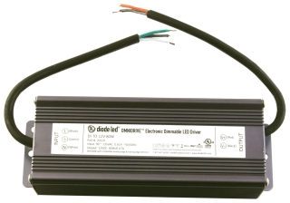 DIO DI-TD-12V-60W DIO LED DRIVER 12V 60W ELECTRONIC DIMMABLE INDOOR/OUTDOOR