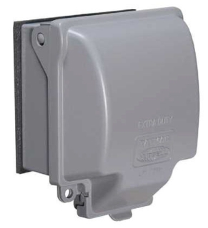 TAY MX6200 TAY WP IN-USE COVER 55IN1 VERT GRAY 2G METAL