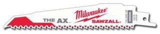 MIL 48-00-5021 (5/PK) MIL SAWZALL BLADE 6