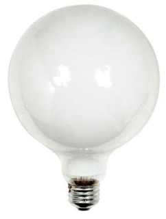 GEL 60G40W CPK 60W WHT LAMP NICBD 04316816741